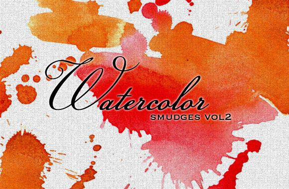 Watercolor Smears Multi-Pack Vol 2