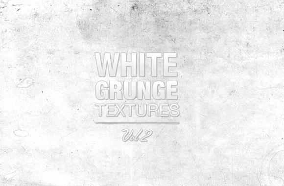 White Grunge Textures Vol 2