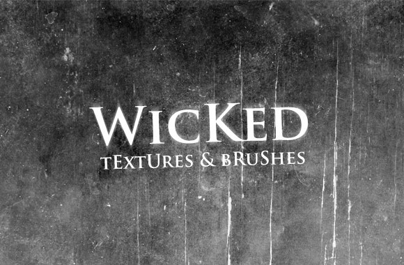 Wicked Textures and Brushes