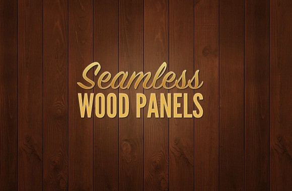 10 Seamless Wood Panels