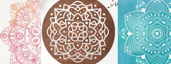 25 Gorgeous Mandala SVG Downloads – Free & Premium