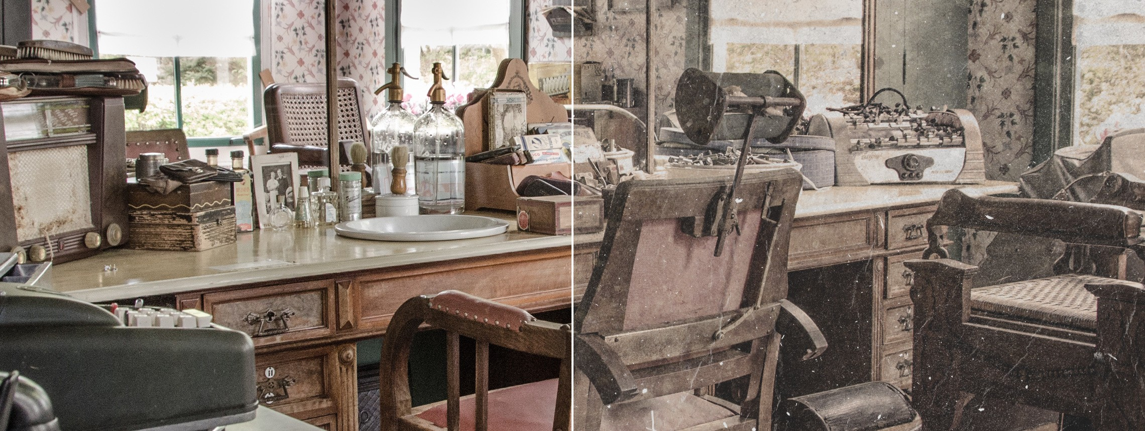 Make Images Vintage with Texture