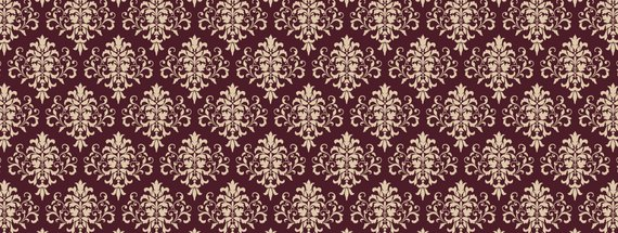 Make a Repeating Damask Pattern in 10 Easy Steps