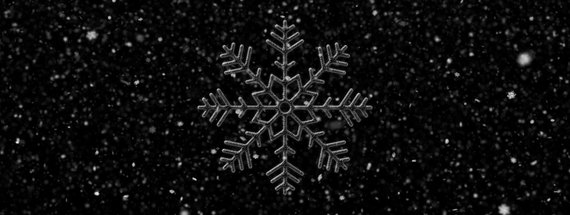 Make the Perfect Crystalline Snowflake PNG