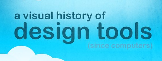 Infographic: A Visual History of Design Tools