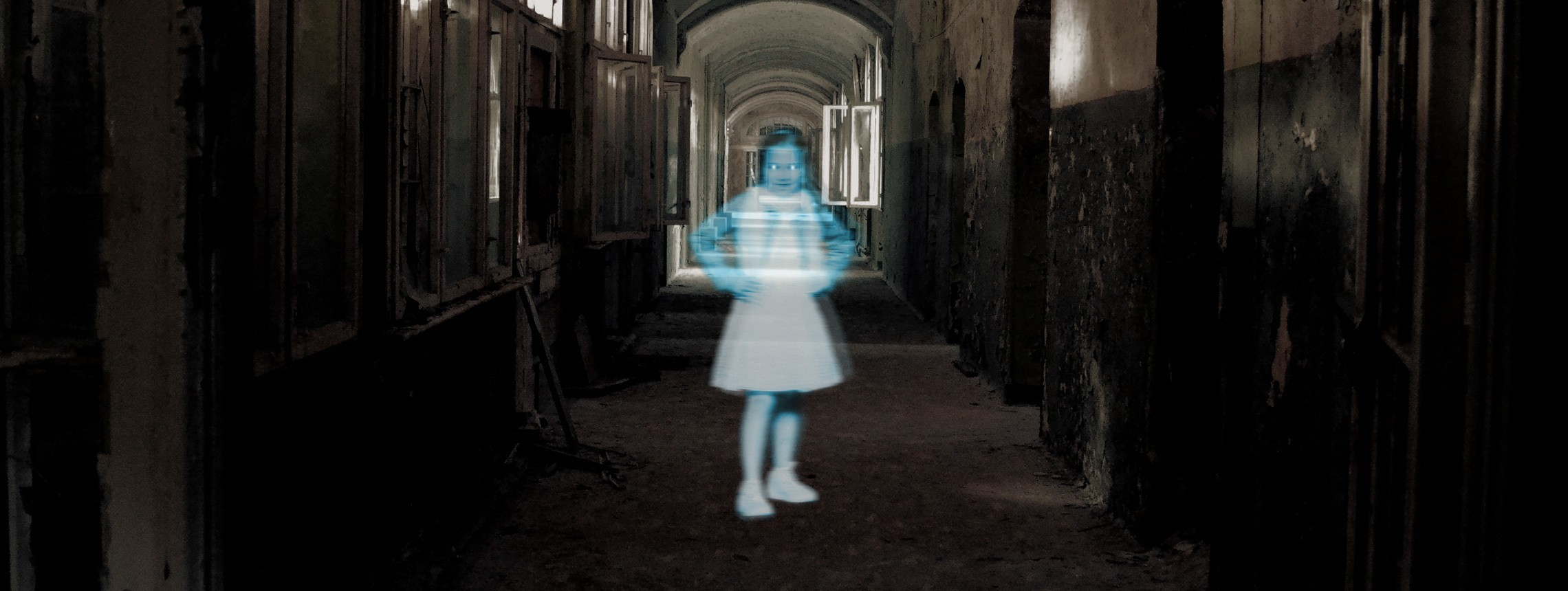Add a Realistic Ghost Into any Image