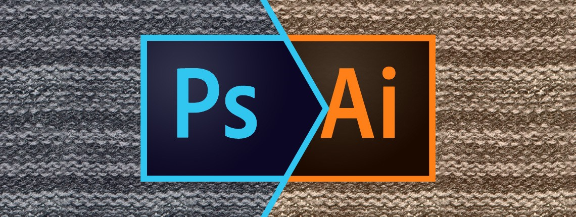 Convert a Photoshop Pattern into an Illustrator Swatch Pattern