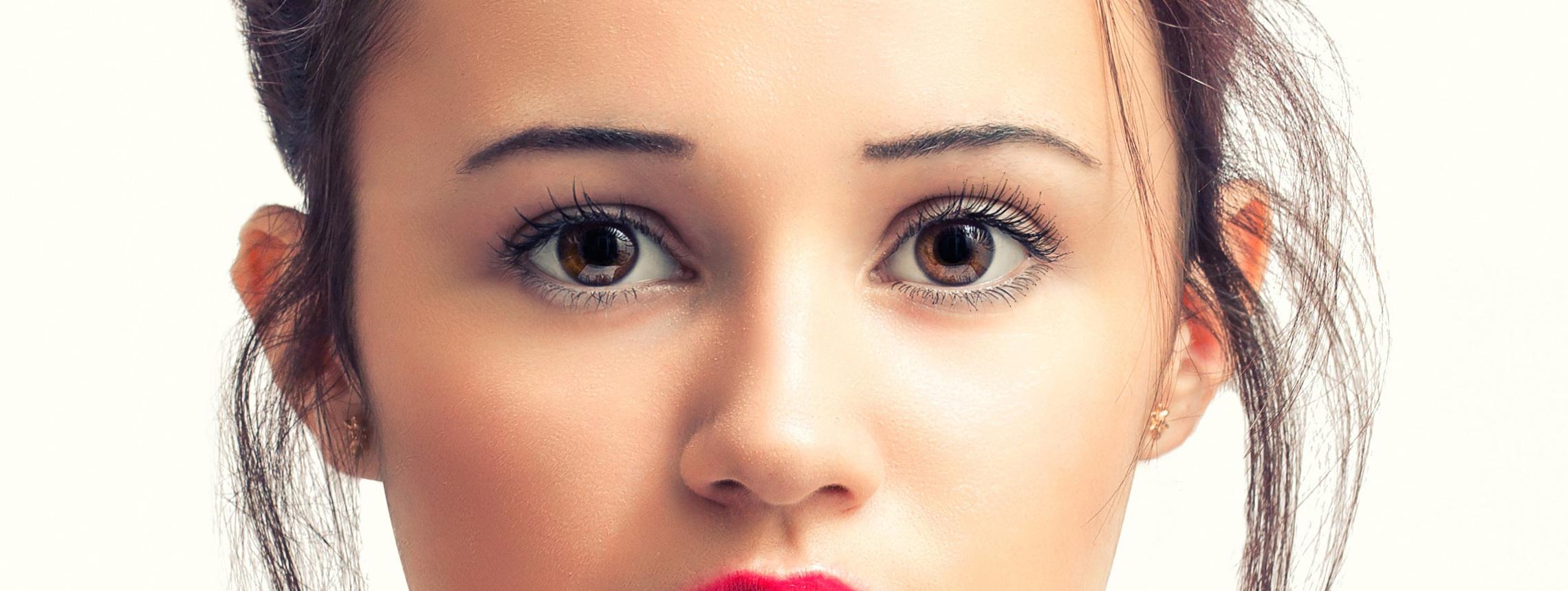 Create Fabulous, Realistic Eyelashes on Your Selfies
