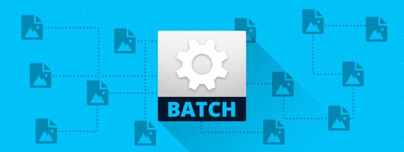 Do Everything at Once: How to Batch Process in Photoshop