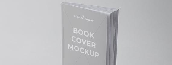 Easy Mockups: Make a Book Mockup