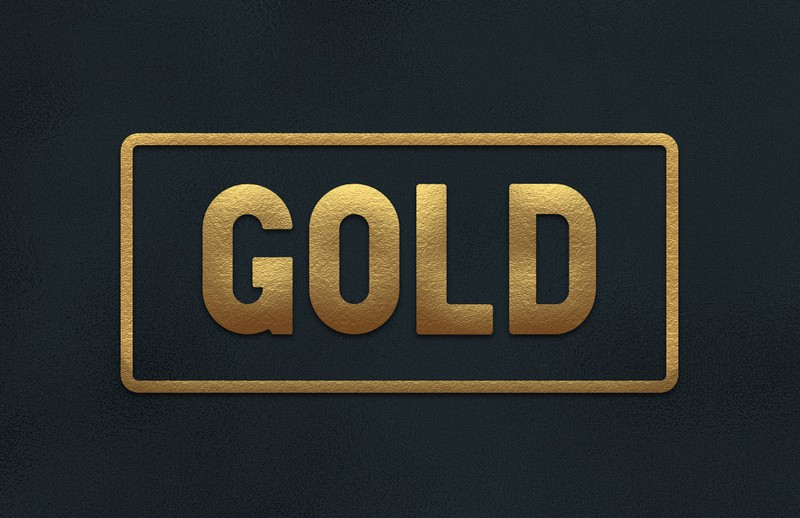 How to Create a Gold Style in Photoshop