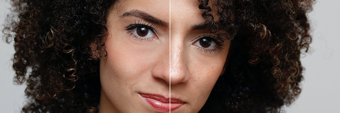 How to Easily Add Shine to Skin in Photoshop