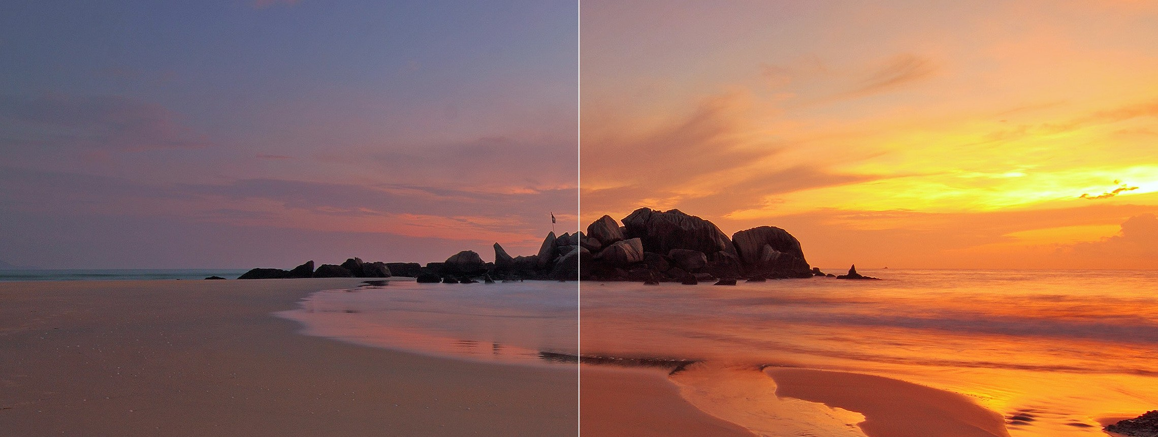 How to Easily Enhance a Sunset Photo in Photoshop