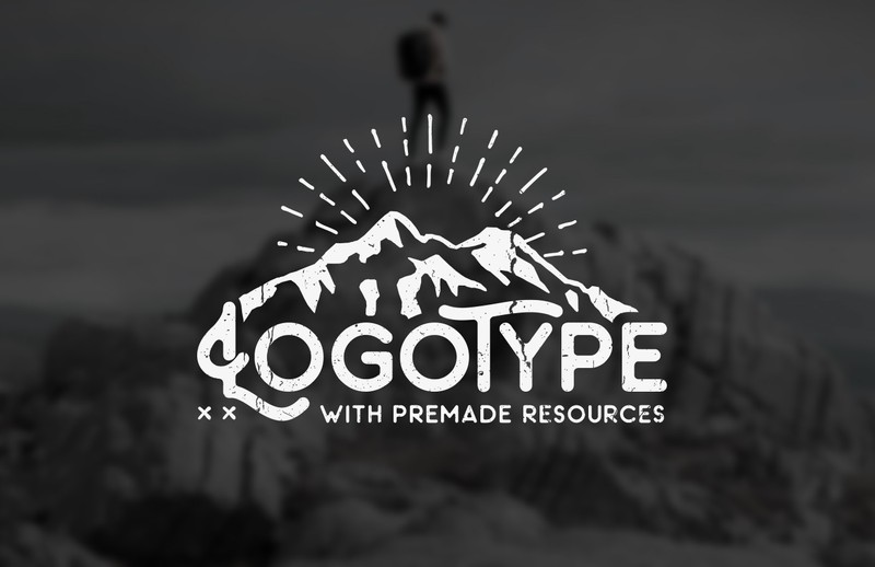 How to Easily Make Your Own Outdoor Logo