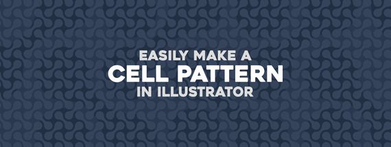 How to Easily Make a Cell Pattern in Illustrator