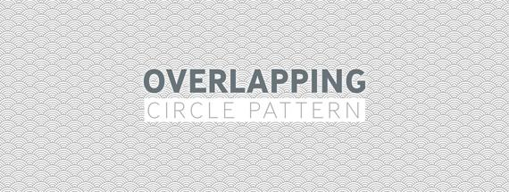How to Easily Make an Overlapping Circle Pattern in Illustrator