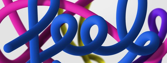 How to Make a 3D Tube Text Effect in Illustrator