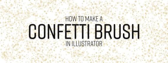 How to Make a Confetti Brush in Illustrator