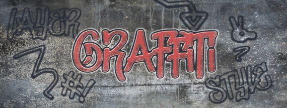 How to Make a Graffiti Text Effect in Photoshop