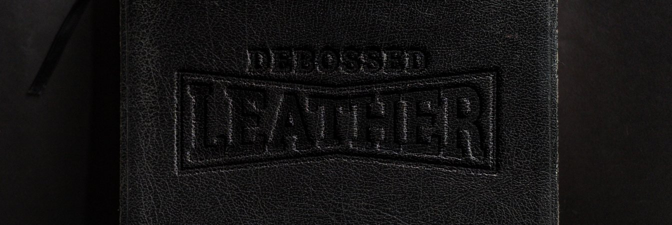 How to Make a Debossed Leather Effect in Photoshop