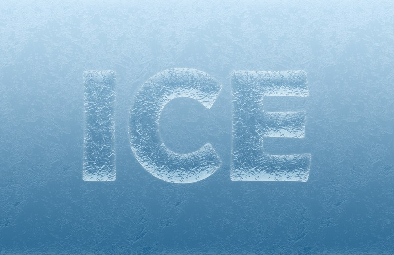 How to Make an Ice text Effect in Photoshop for That Freezing Feeling