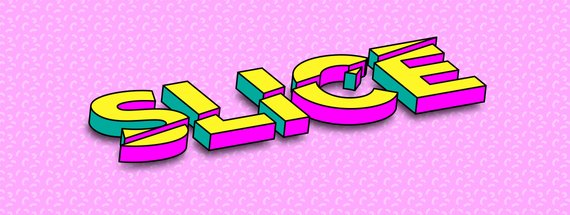 How to Make a Sliced 3D Text Effect in Illustrator
