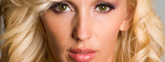 How to Perfectly Smooth Skin in Photoshop
