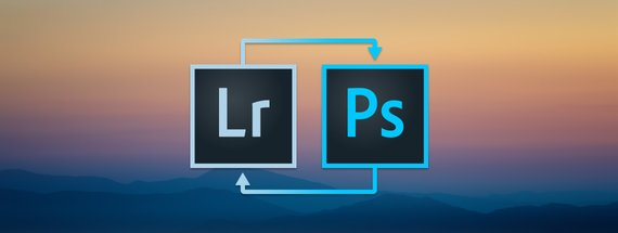 How to move photos from Lightroom to Photoshop and back