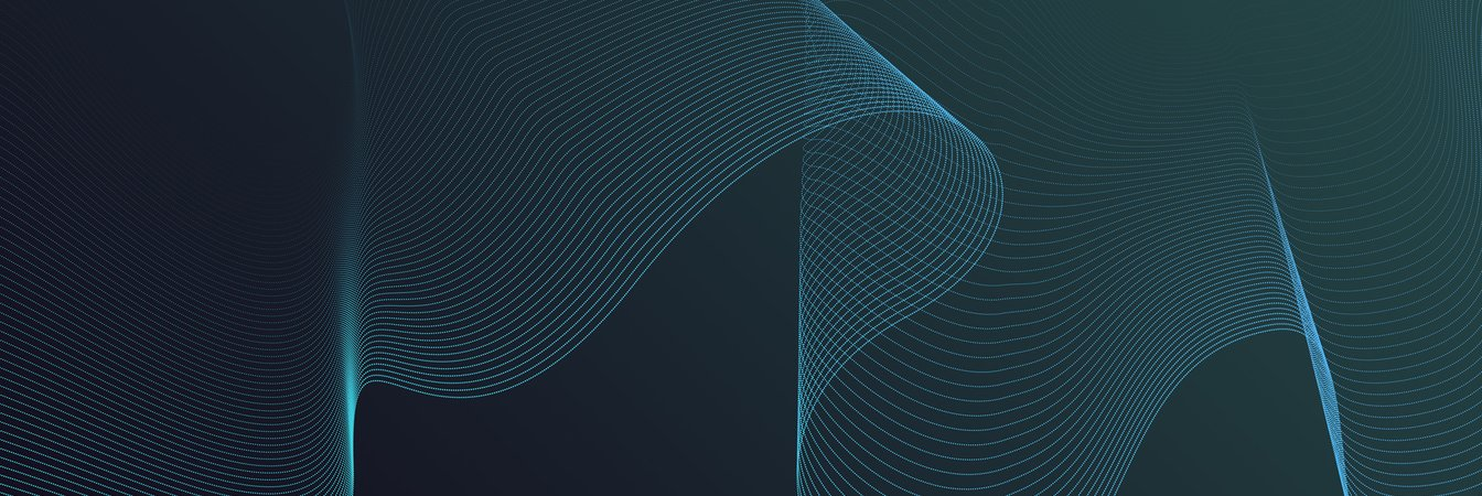 How to Create an Abstract Wire Mesh Wave Background with Illustrator and Photoshop