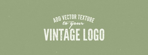 How to Easily Add a Cool Vintage Texture to a Vector Illustration