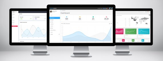 Top 11 Free & Premium Bootstrap Dashboards of 2019