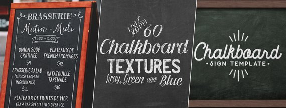 25+ Awesome Chalkboard Fonts, Effects, and Mockups
