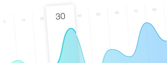 How to Create a Smooth Segmented Chart using Sketch 3 App