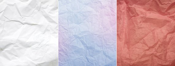 32 Crinkly Paper Textures for Photoshop