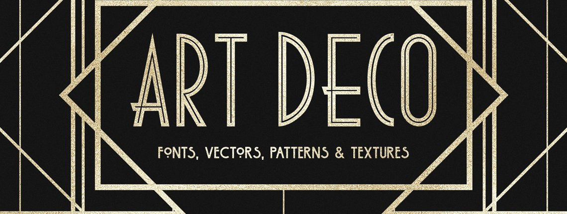 20 Art Deco Fonts For 1920 39 S Vintage Perfection Medialoot