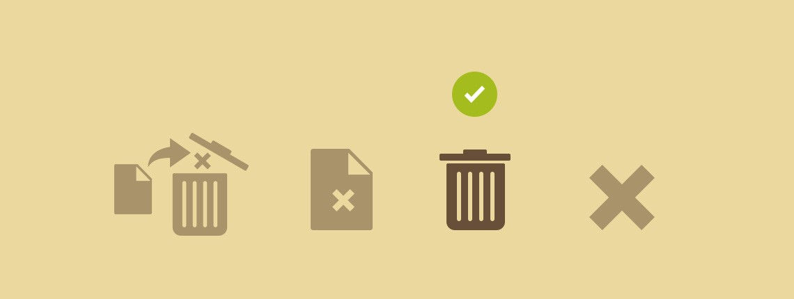 5 Indispensable Tips to Design More Effective Icons