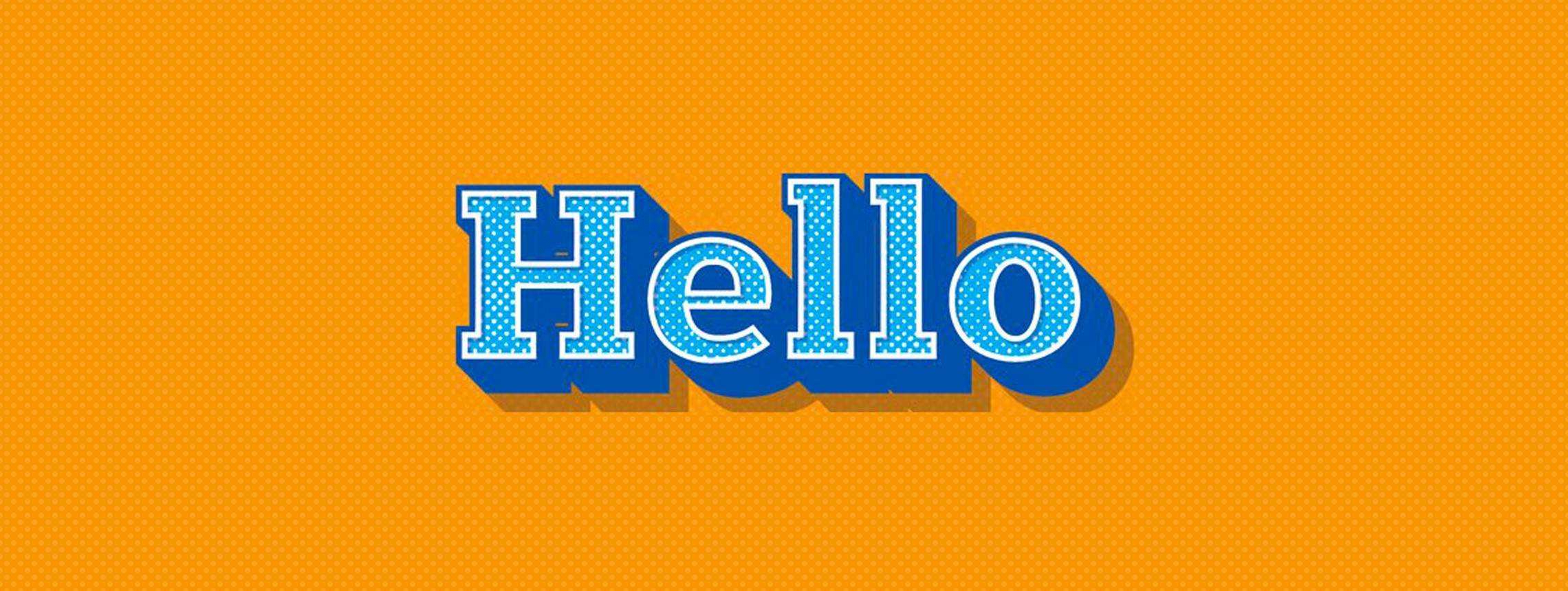 Create an Easy Retro Type Effect in Adobe Illustrator