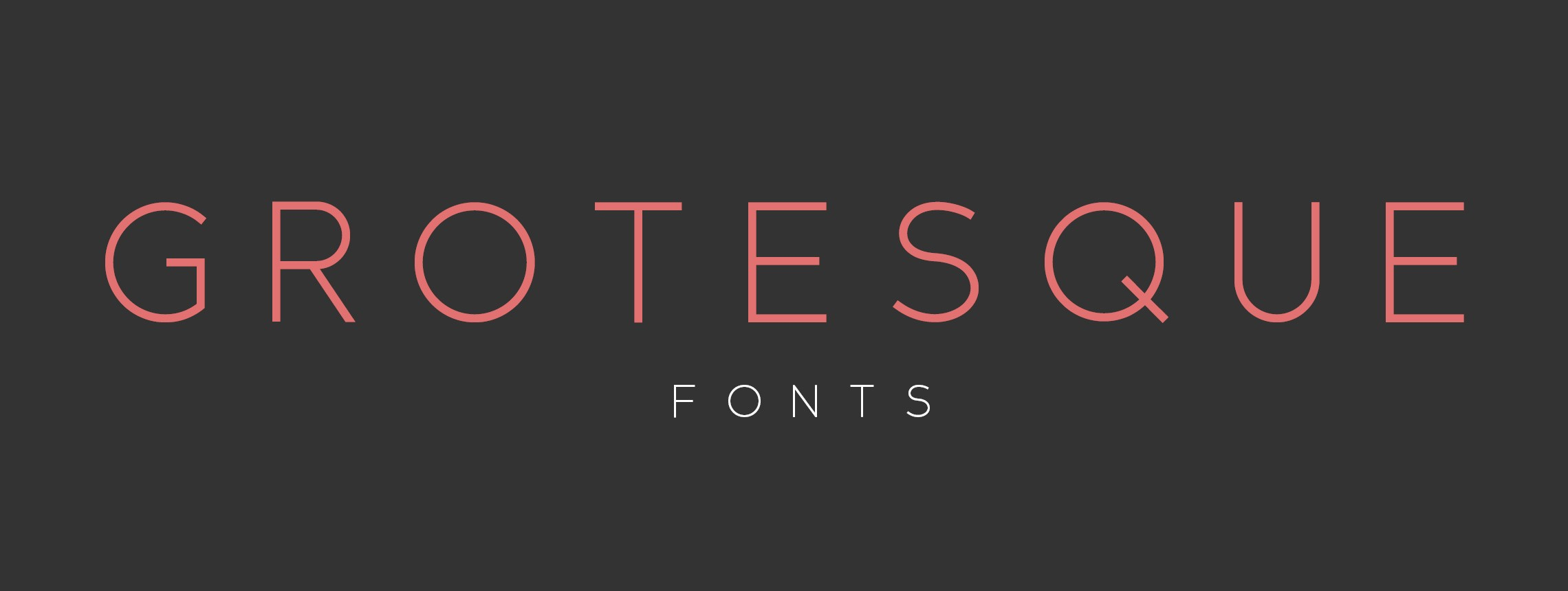 17 Formal Gothic and Grotesque Fonts