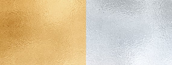 tutorial create a gold or silver foil texture in photoshop