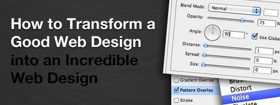 How to Transform a Good Web Design into an Incredible Web Design