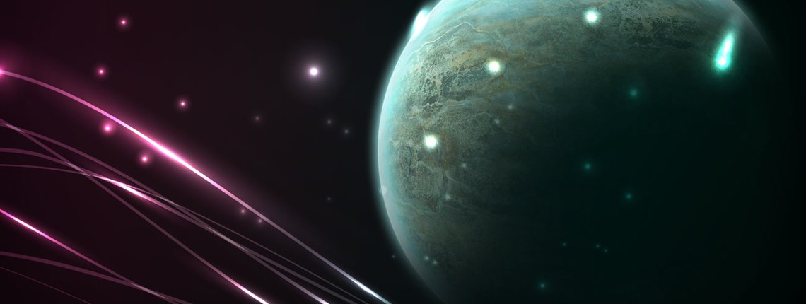 How to Create an Abstract Space Scene in Illustrator