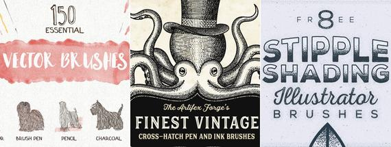 48 Illustrator Brushes that are Perfect for Painting (Updated 2021)