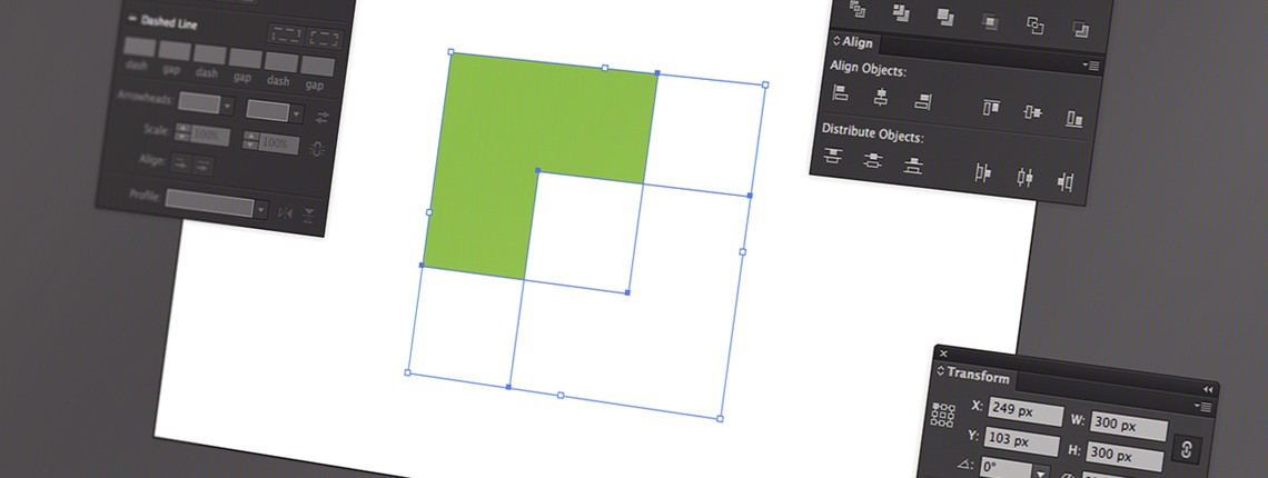 How to Design for Screen more Efficiently with Illustrator