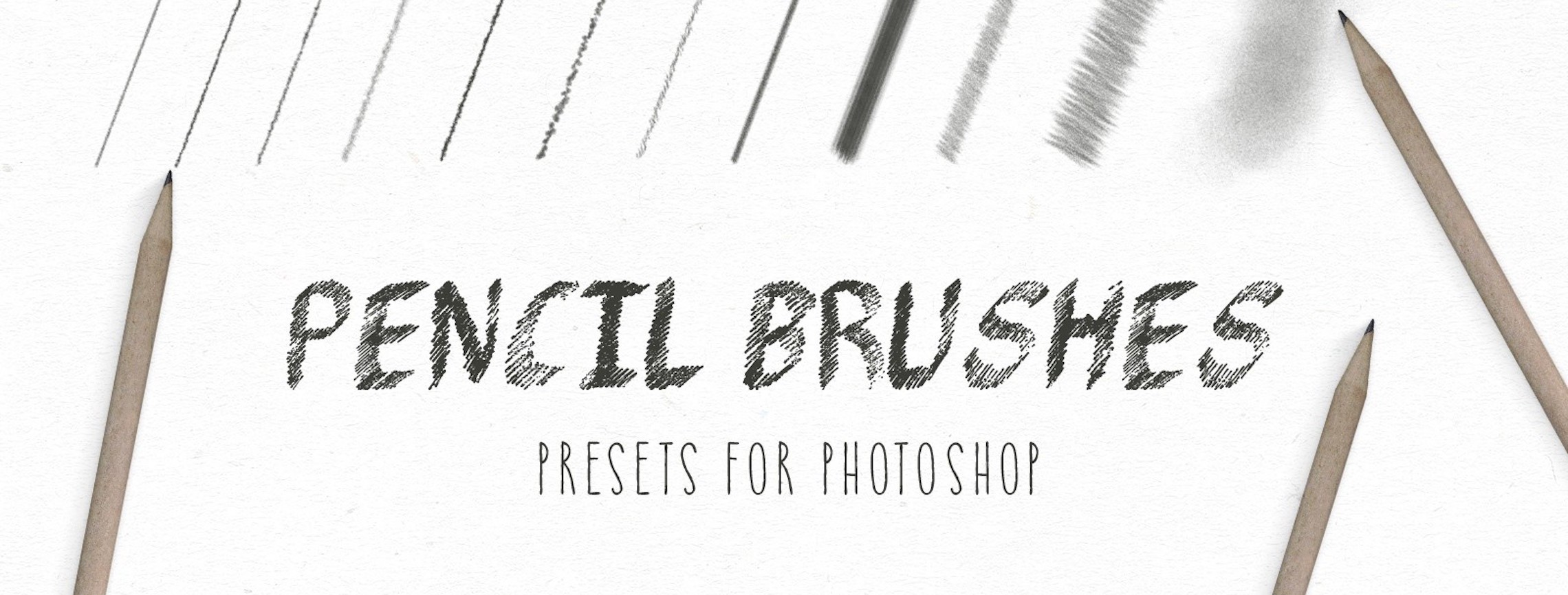 15 Super-Realistic Pencil Brushes for Photoshop CC+
