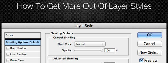 How To Get More Out Of Layer Styles