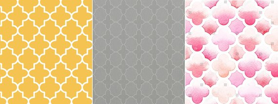 27 Quatrefoil Backgrounds For Style and Elegance