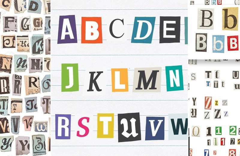 12 Ransom Note Fonts to Disguise Your Text