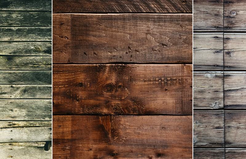 22 Reclaimed Wood Textures for Seamlessly Seamy Backgrounds, Photos, and Designs
