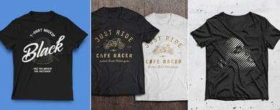 T-Shirt Mockup Image