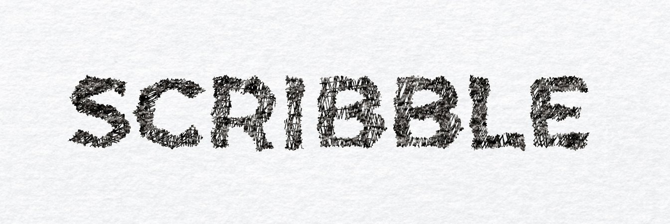 How to Create a Realistic Scribble Effect in Adobe Illustrator